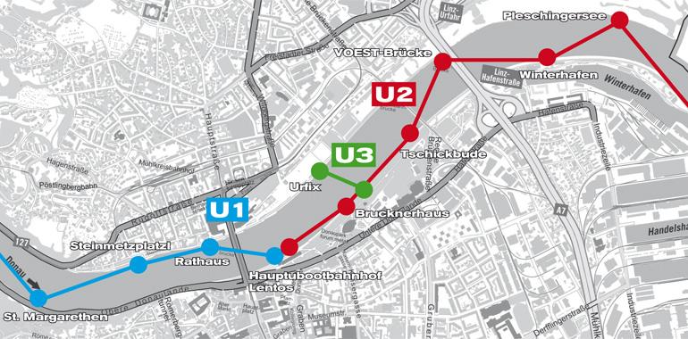 Geniale Idee oder Hirngespinst eines drogenaffinen Verkehrsplaners? U-Boote sollen schon bald das Linzer Verkehrsproblem lösen...