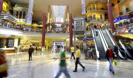 Horrorerlebnis im Shoppingtempel: sieben Stunden auf Rolltreppe gefangen