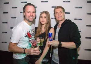 Remembar-Chef Marc Zeller, Nicole Duda, DJ Tom Silver