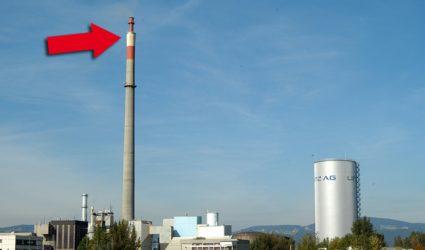 183 Meter – am höchsten Punkt von Linz