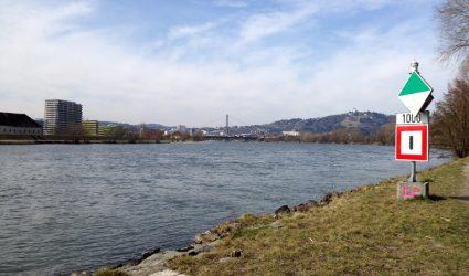 Walk around Linz: zu Fuß rund um die Landeshauptstadt