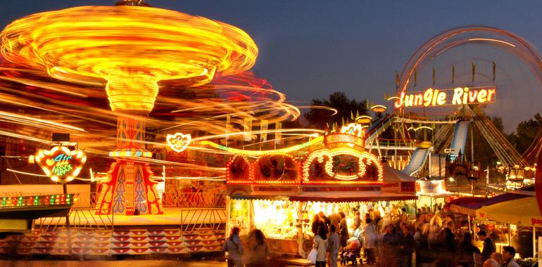 Feiert 2017 den 200. Geburtstag: der Urfahraner Jahrmarkt