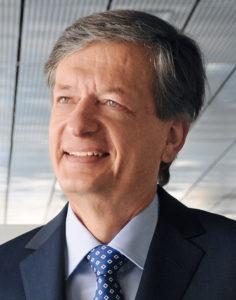 Flughfendirektor Gerhard Kunesch