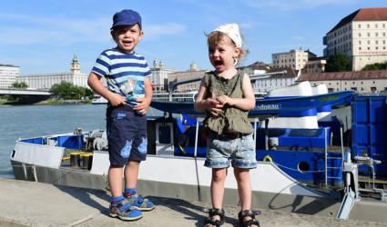 Leinen los: Das Donau-Strand-Fest UFERN geht in die siebente Auflage!