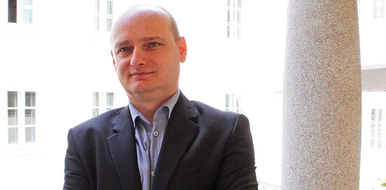 Infrastruktur-Stadtrat Markus Hein (FPÖ)