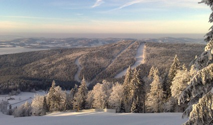 Jetzt hat auch das Ski-Mühlviertel eine echte Gondelbahn