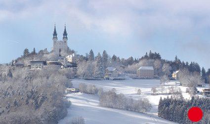 Mariengrotte am Pöstlingberg: Wo man Weihnachten ganz nah ist