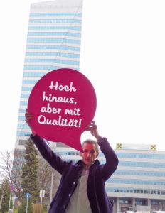 Stadtplaner Lorenz Potocnik (NEOS) fordert ein Ende der Anlassplanung.
