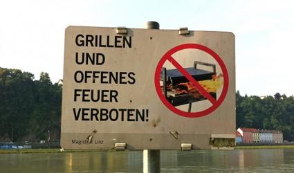 Open Air Grillen & Chillen in Linz: Aber WO?