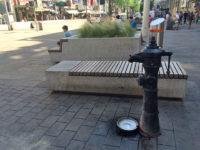Fehlen in Linz komplett: Trinkbrunnen