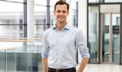 SWAP-Aufklärer Felix Eypeltauer am Sprung nach Wien