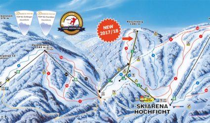 LINZA Skigebiete Test #2: Skiarena Hochficht