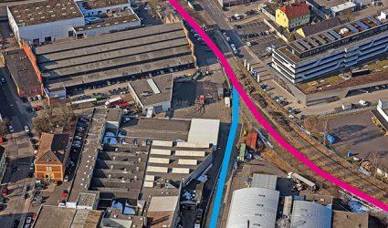 """Radschnellwege in die Hafencity und zum Universitätsklinikum sind """"auf Schiene"""""""