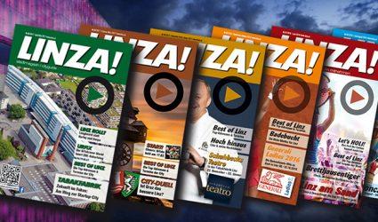 Das LINZA stadtmagazin zum Online-Durchblättern