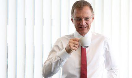 """Thomas Stelzer: """"Gemeinsam an einem Strang ziehen"""""""