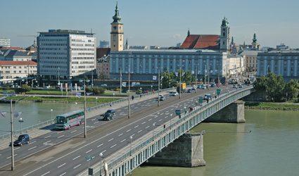 Vor 520 Jahren: erste Linzer Donaubrücke