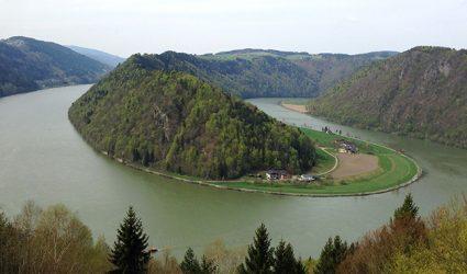 Weitwandern: Saisonauftakt am Donausteig
