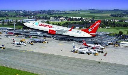 Zweiter Kreta-Flug für den blue danube airport Linz