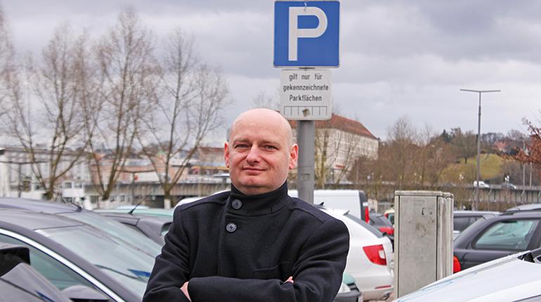 """Der Linzer Verkehrsstadtrat Markus Hein: """"Schluss dem Kirchturmdenken"""""""