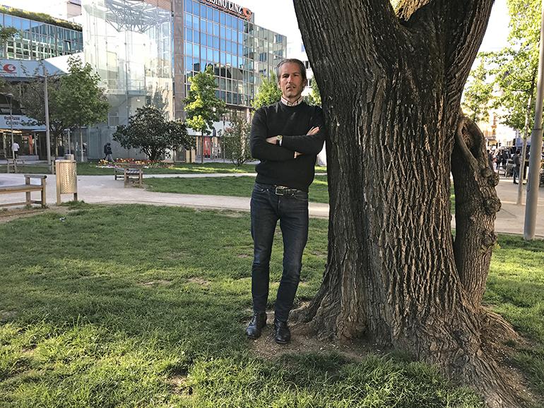 """""""Offensichtlich brechen die letzten Monate alle Tabus und Dämme in Bezug auf innerstädtische Parks. Nach dem Verrat an den Anrainern rund um den Andreas Hofer Park ist der Schillerpark höchst gefährdet"""", so Stadtplaner Lorenz Potocnik zur geplanten Schillerpark-Tiefgarage"""