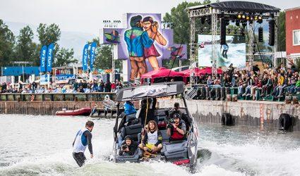 LINZ AG Bubble Days 2017 mit Wingsuit-Flugshow, Hubschrauber-Rundflügen, neuen Bühnen und fettem Line-up