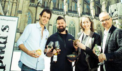 Neues Foodfestival für Linz: Soulfood am Linzer Domplatz