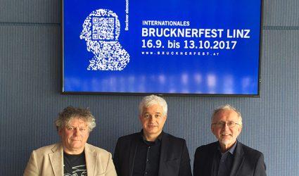 Das Internationale Brucknerfest 2017 geizt nicht mit Höhepunkten