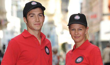 Sozialarbeit als weitere Aufgabe für den Linzer Ordnungsdienst