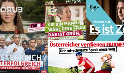 Hui oder Pfui: Die Wahlplakate im LINZA!-Check