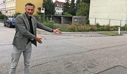 """""""Nur 5% Mehrkosten würden den gesamten Andreas-Hofer-Park retten"""""""