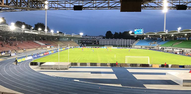 36 Prozent Unterschied Trickst Blau Weiß Linz Bei Den Zuschauerzahlen
