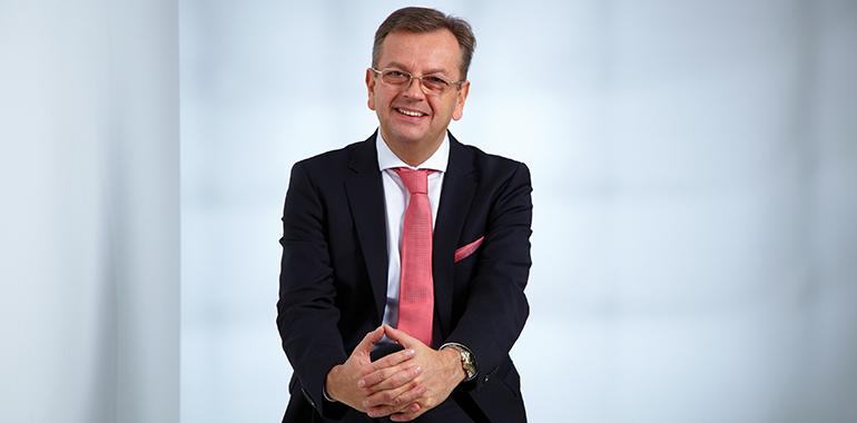 Der kaufmännische Direktor der LIVA, Thomas Ziegler.