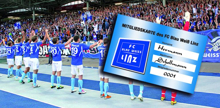 Fc Blau Weiß Linz Mitgliedschaft Neu Kein Mitspracherecht Bei