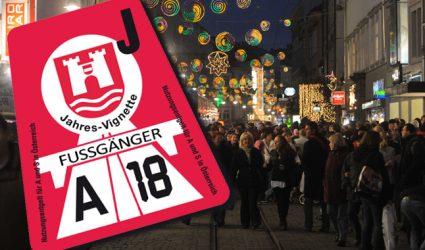 Linz: Kommt die City-Maut für Fußgänger?