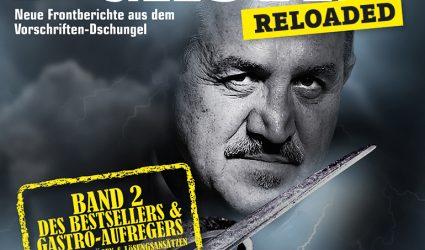"""Günter Hager ist wieder da: """"Fucking Gastro Reloaded – jetzt reden die Gäste und die Wirte!"""""""