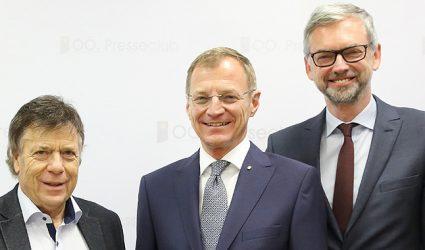 Schröcksnadel präsentiert in Linz Ausbaupläne für Hinterstoder: 67 Millionen Euro Investition