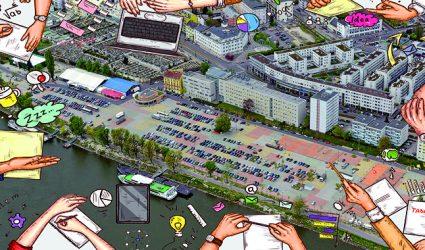 Jahrmarktgelände: 12.500 Euro für Deine Idee!