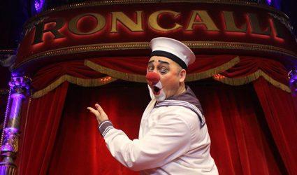 Roncalli kommt 2018 wieder nach Linz!