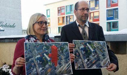 Zank um den Linzer Weinturm: Fällt geplanter 75m-Riese schon vor dem Bau?