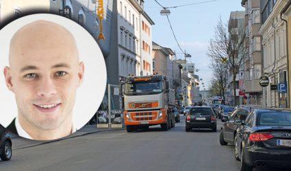 Blau-schwarzer Wirbel um die Neugestaltung der Urfahraner Hauptstraße