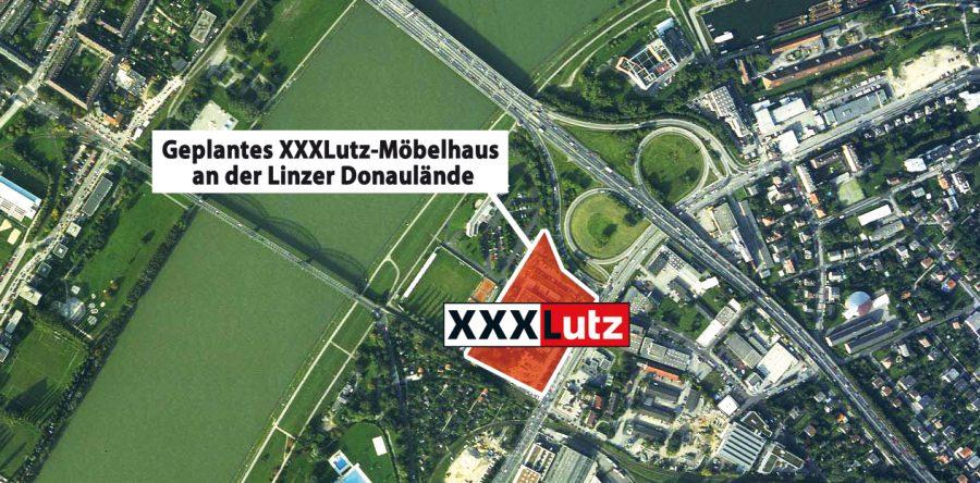 Verbaut Sich Linz Den Zugang Zur Donau Mit Einem Weiteren Xxxl