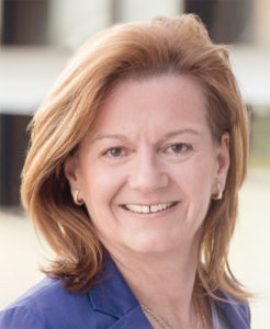 Sportstadträtin Karin Hörzing (SPÖ)