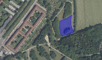 """Urfahr bekommt 5.400 Quadratmeter großes """"Hundeparadies"""" im Heilhamer Park"""