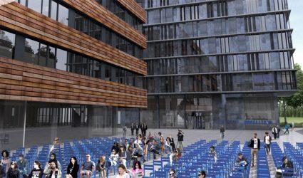 Startschuss zum Bau des Linzer Meduni-Campus