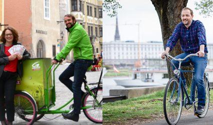 ÖVP und Grüne machen die Linzer Radler fit