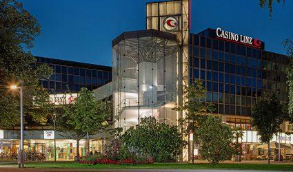 Das Casino Linz wird zur Party- und Erlebniszone