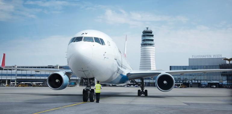 Flughafen Wien Weiter Im Steigflug