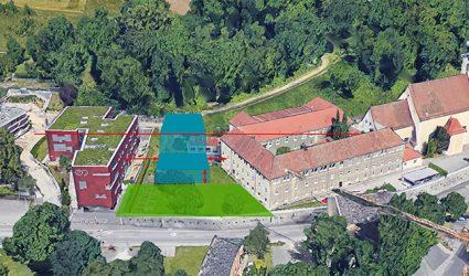 Bereits über 3.000 Unterschriften gegen Verbauung des Klostergartens