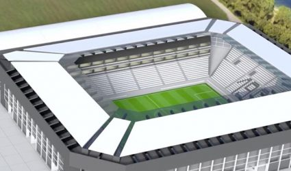 Klein, aber fein – die neue LASK Arena