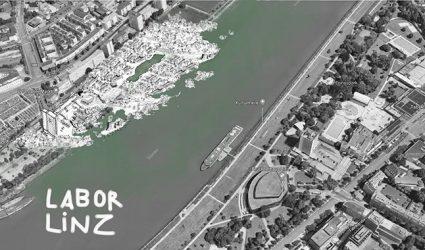Jahrmarktgelände-Wettbewerb entschieden: Ist Linz reif für die (Donau-)Insel?